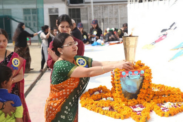 Sachdeva Public School-Ceremony