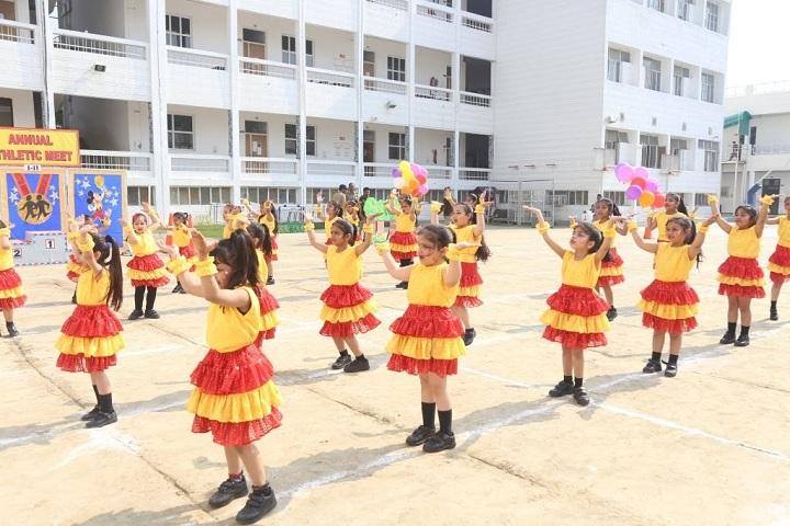 Sachdeva Public School-Sports 1