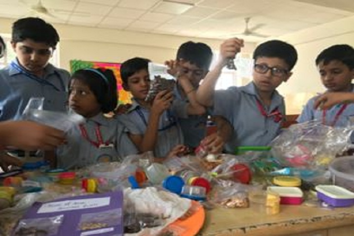 Salwan Public School-science Camp