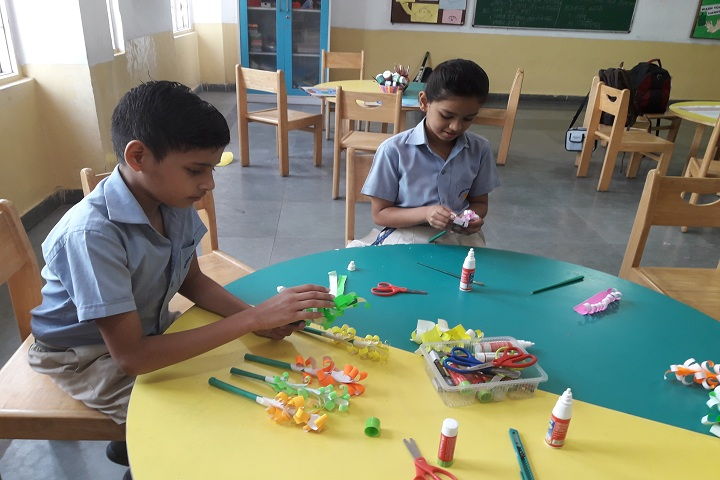 Salwan Public School-workshop