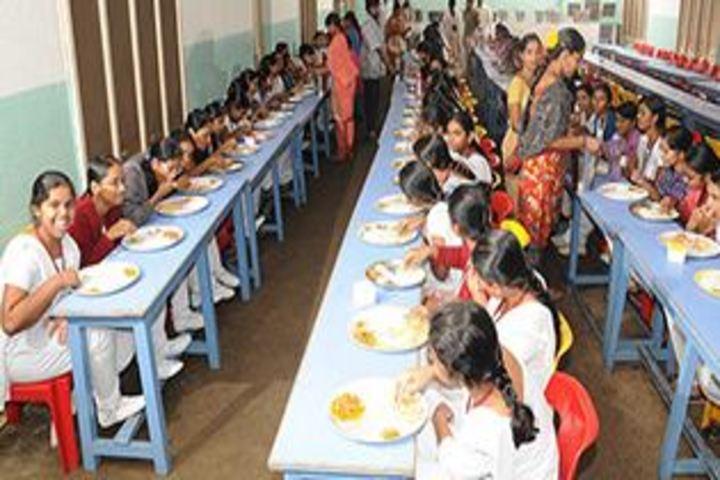 Viswasanti English Medium High School-Girls Dining Hall