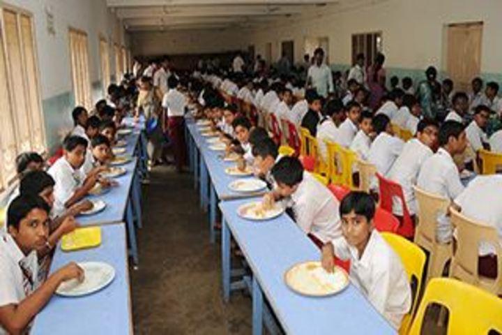 Viswasanti English Medium High School-Boys Dining Hall