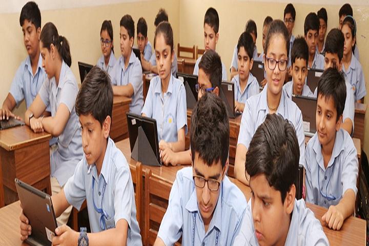 Salwan Public School-Students