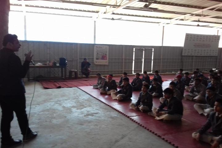 Sanatan Dharam Public School-Auditorium