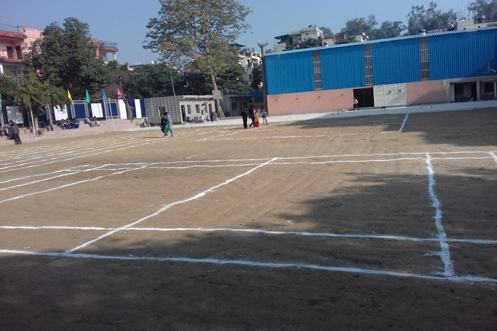 Sanatan Dharam Public School-Play Ground