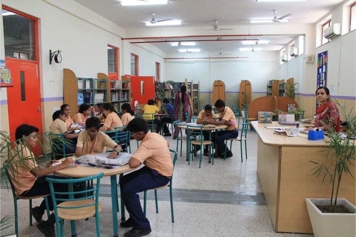 Sanskriti School-Library