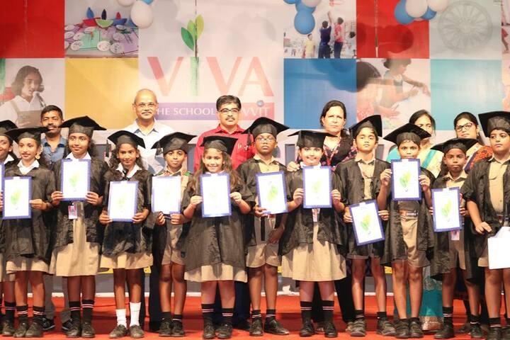 VIVA The School- Graduation Day