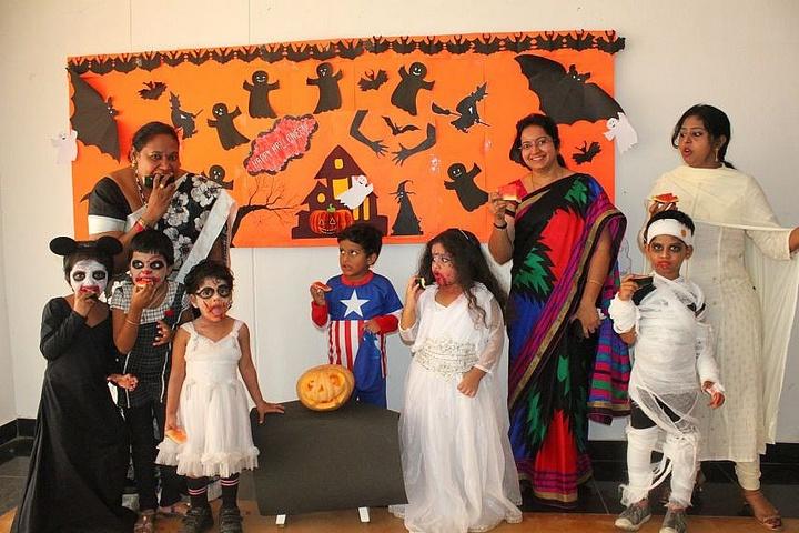 VIVA The School- Hallowen Day