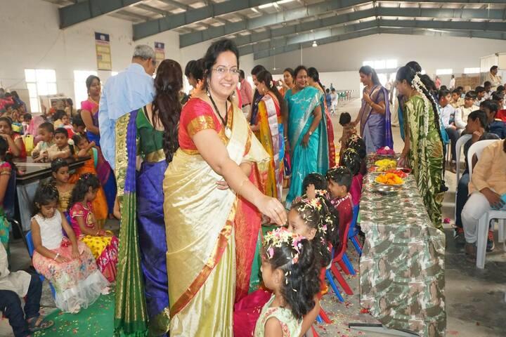 VIVA The School- Sankranthi Celebrations