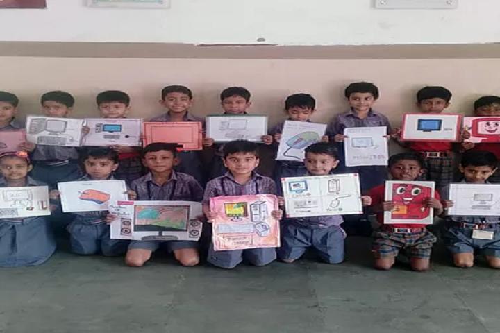 Saraswati Bal Mandir Senior Secondary School-Computer-Competition