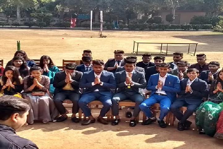 Saraswati Bal Mandir Senior Secondary School-Farewell