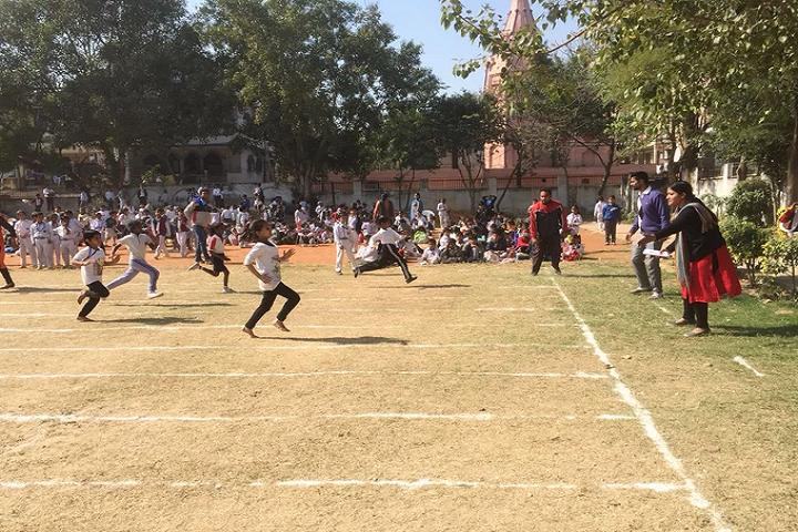Saraswati Bal Mandir Senior Secondary School-Running-Race-Competition