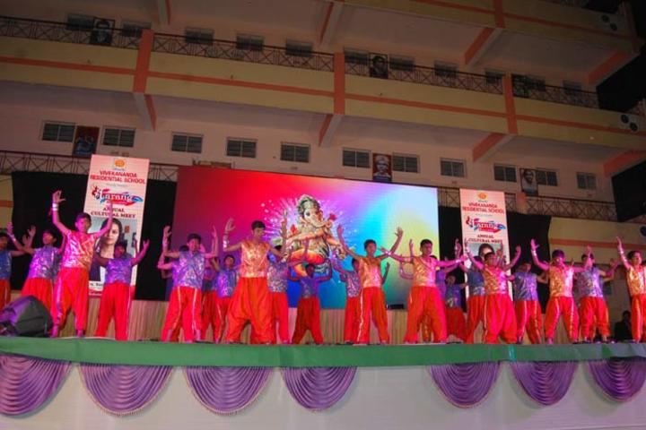 Vivekananda Residential School- Annual Day 2