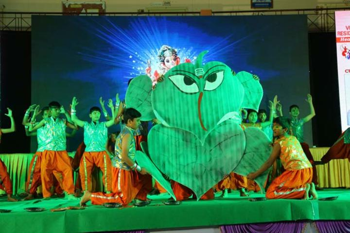 Vivekananda Residential School- Annual Day