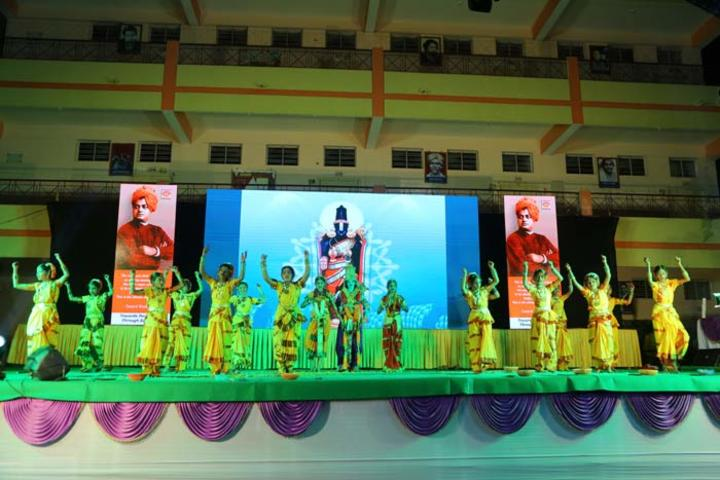Vivekananda Residential School- Events