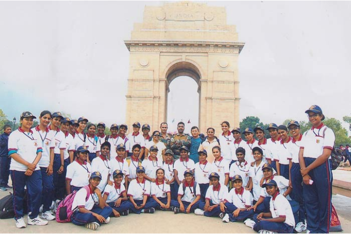 Vivekananda Residential School- Education Tour