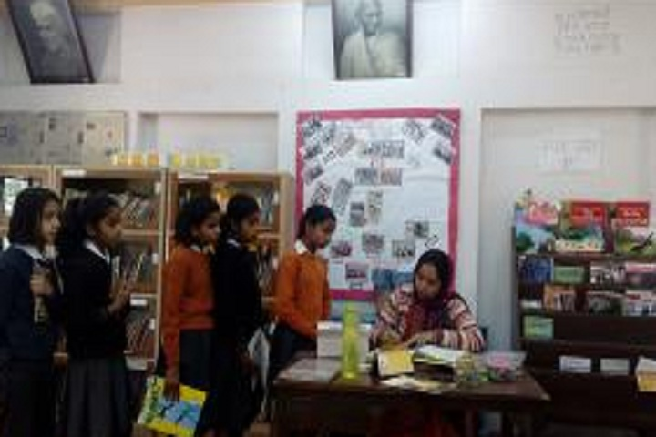 Sardar Patel Vidya Niketan-Library