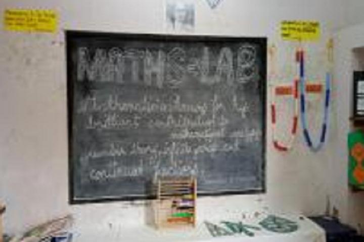 Sardar Patel Vidya Niketan-Maths Lab