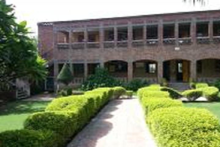Sardar Patel Vidya Niketan-School building