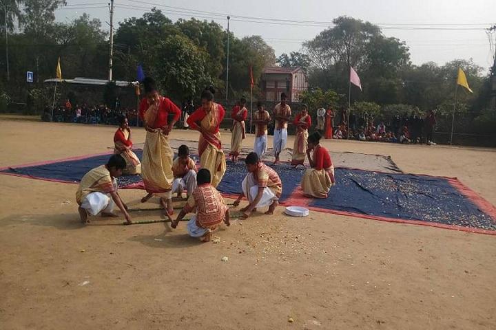 Sardar Patel Vidya Niketan-Cultural Activities