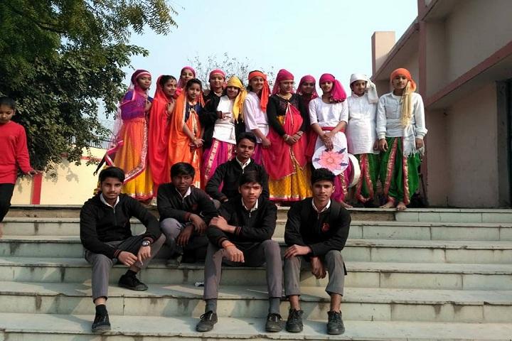 Sardar Patel Vidya Niketan-Group photo