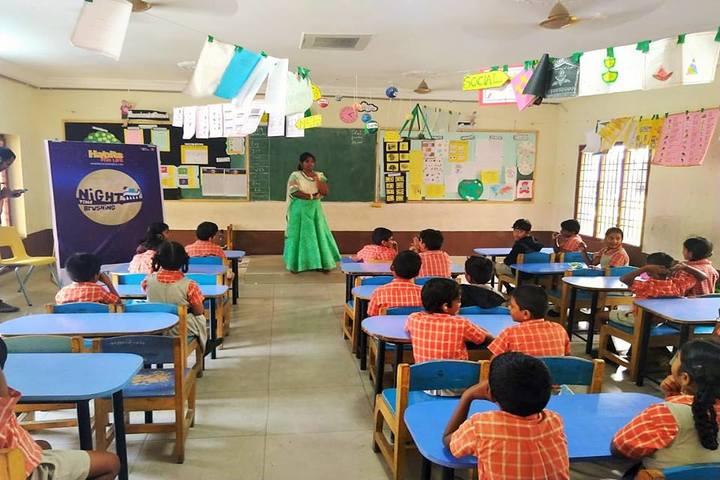 Westberry School-Classrooms
