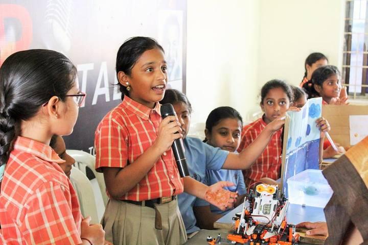 Westberry School-Science Fest
