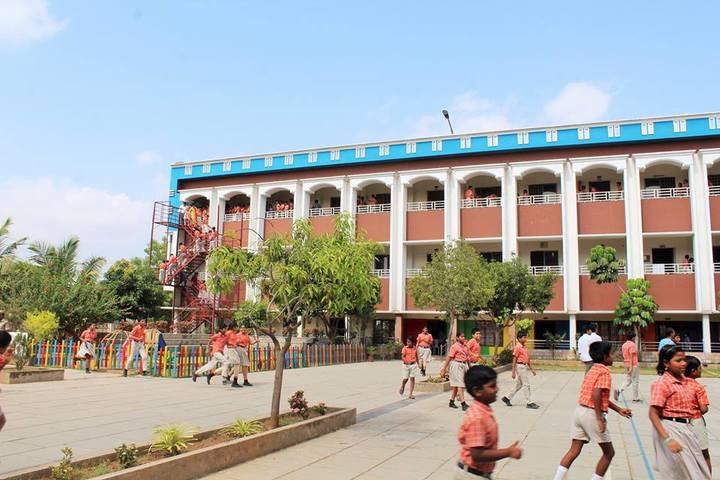 Westberry School-Sports