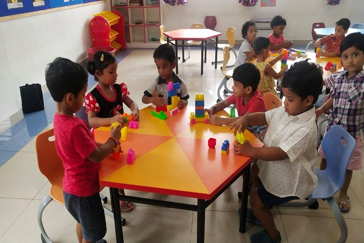 Westberry School- Kindergarten