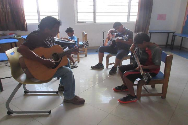 Westberry School- Music