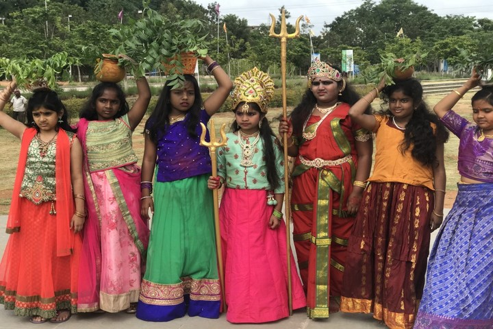 World One School-Festival Celebration