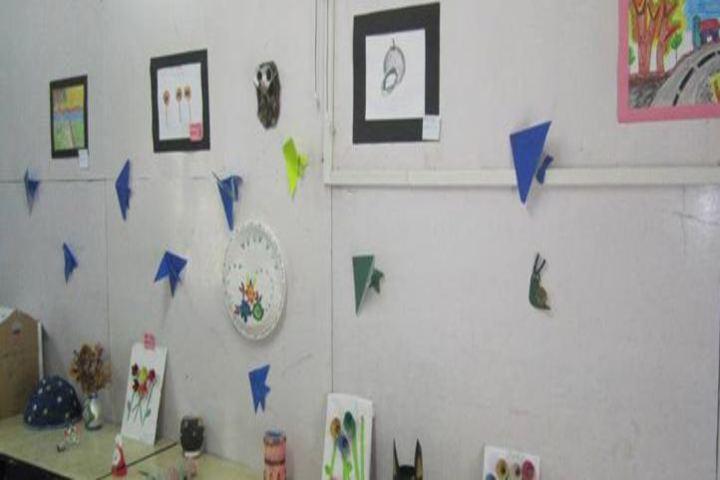Army Public School-Art and Craft