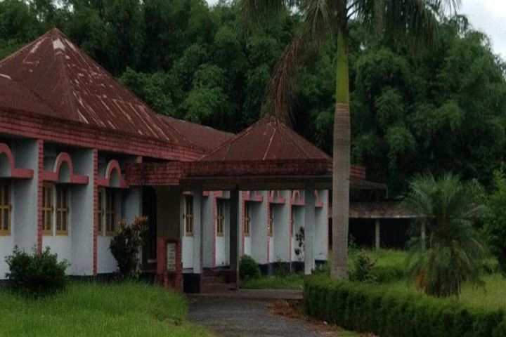 Arunachal Pali Vidyapith-Campus