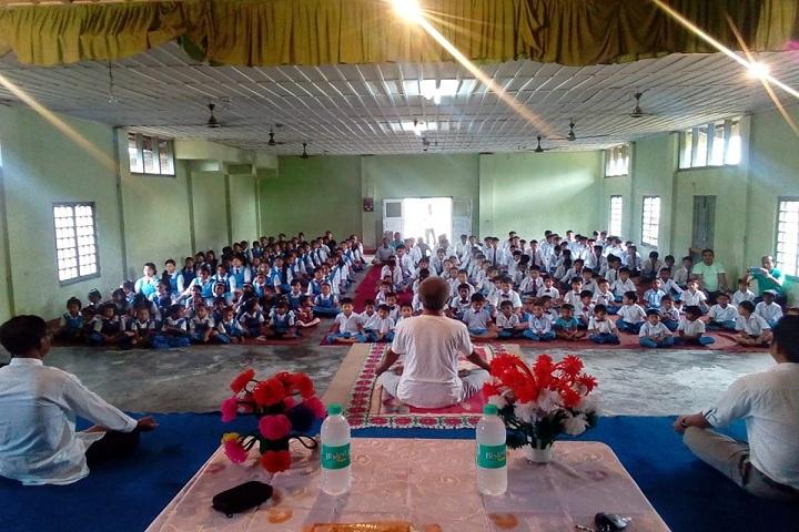 Chow Nanda Memorial School-Yoga