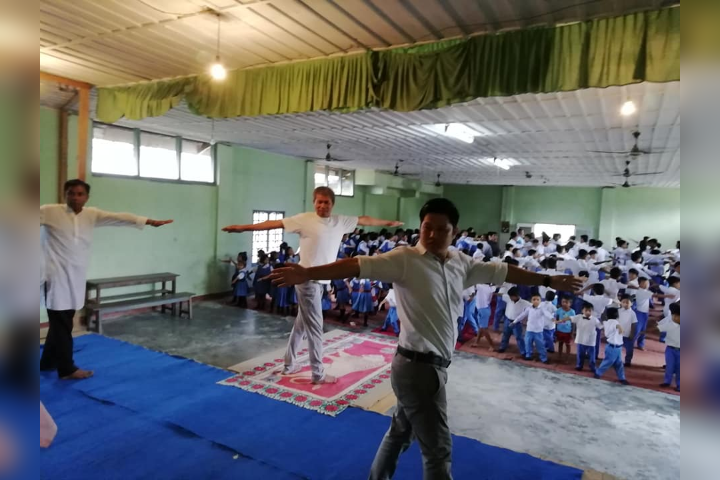 Chow Nanda Memorial School- Physical Activity