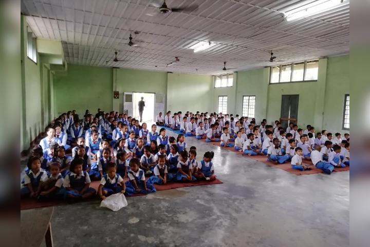 Chow Nanda Memorial School- Students