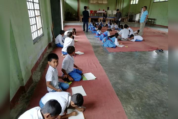 Chow Nanda Memorial School- Studdents