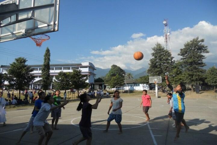 Divine Word School-Basket Ball