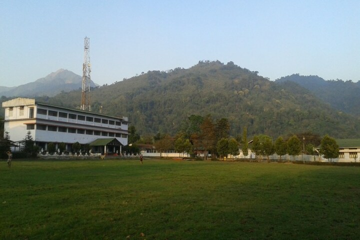 Divine Word School-Campus