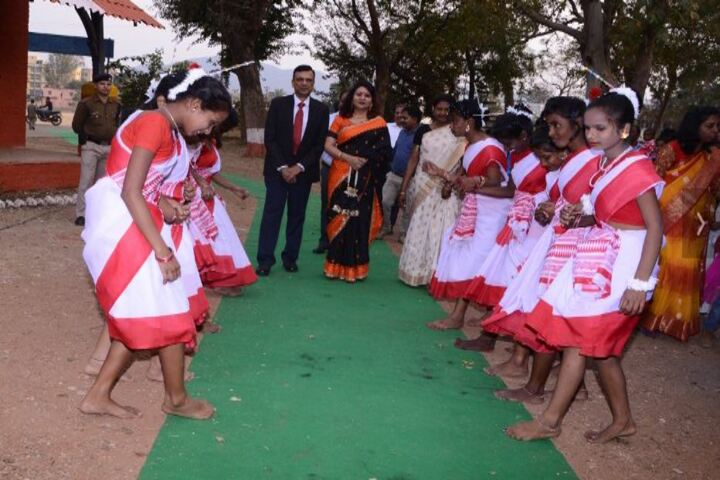 South Eastern Railway Inter College-Annual Day