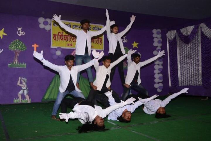 South Eastern Railway Inter College-Dancing Activity