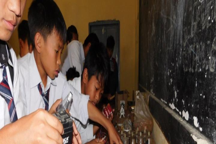 Don Bosco School-Activity