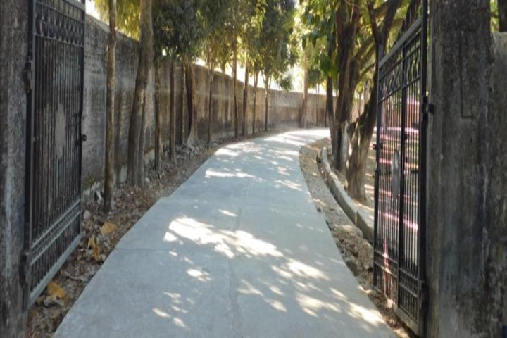 Don Bosco School-Entrance