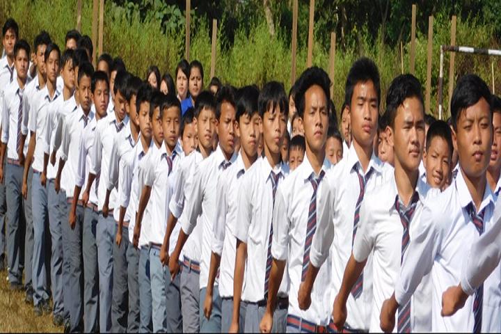 Don Bosco School-Assembly