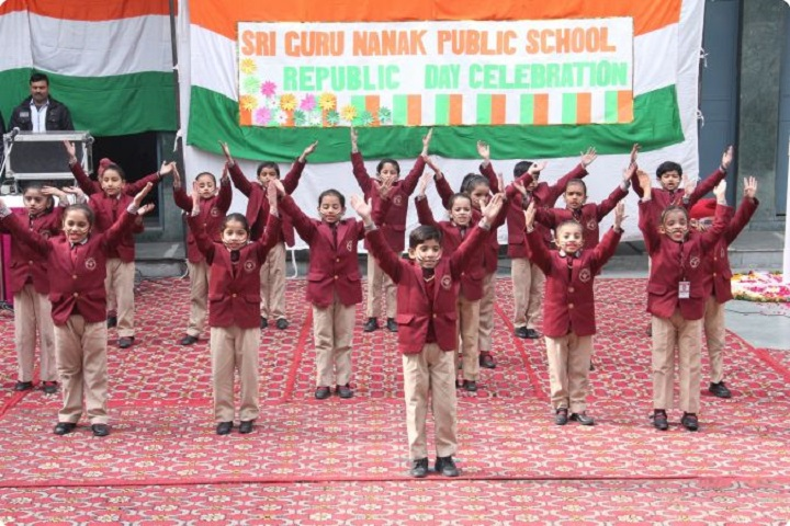 Sri Guru Nanak Public School-Republic Day Celebrations
