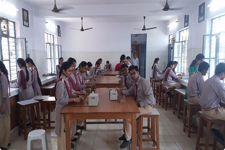 Sri Guru Nanak Public School-Physics Lab