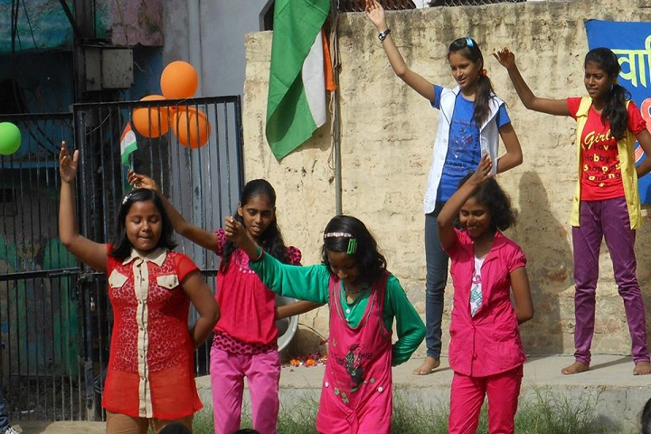 Shri Vishwakarma Model School-Independence Day Celebrations