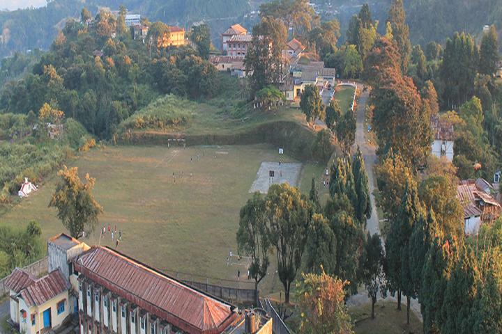 Donyi Polo Vidya Bhawan-Campus View