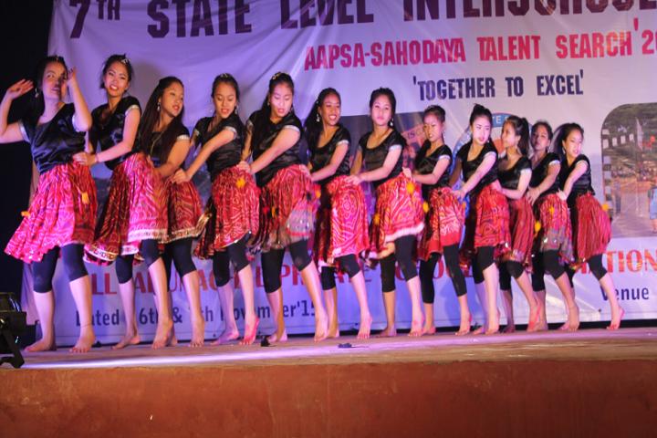 Donyi Polo Vidya Bhawan-Dance
