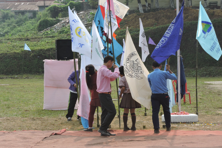 Donyi Polo Vidya Bhawan-Sports Day